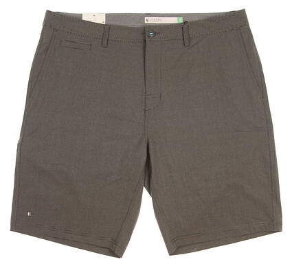 New Mens LinkSoul Golf Shorts Size 40 Green (Olive) MSRP $70