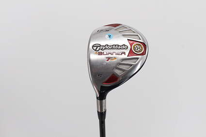 TaylorMade Burner TP Fairway Wood 5 Wood 5W 17.5* TM Reax Superfast 75 Graphite Regular 42.5 in