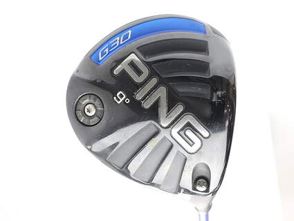Ping G30 Driver 9* Ping TFC 419D Graphite Stiff Right Handed 45.5 in