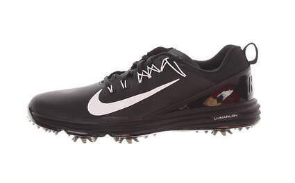 New Womens Golf Shoe Nike Lunar Command 2 Medium 10.5 Black MSRP $140