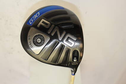 Ping G30 LS Tec Driver 10.5* Ping TFC 419D Graphite Regular Right Handed 45.5 in
