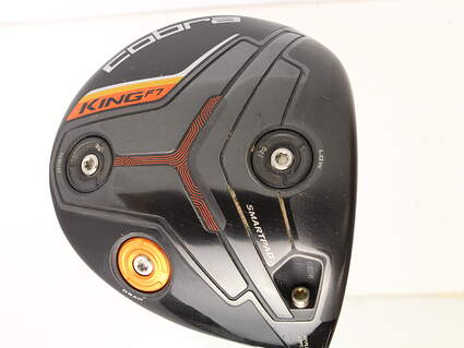 Cobra King F7 Driver 9.5* 2nd Gen Bassara E-Series 42 Graphite Senior Right Handed 45 in