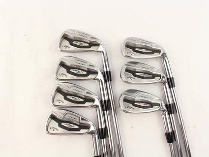 Callaway Apex Pro 16 Iron Set 4-PW True Temper Dynamic Gold S300 Steel Stiff Right Handed 37.75 in