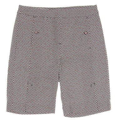 New Womens EP Pro Golf Shorts Size 4 Multi MSRP $88