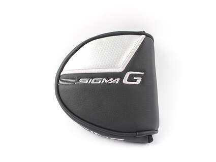 Ping Sigma G Mallet Putter Headcover Black/Silver