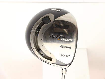 Mizuno MP-600 Driver 10.5* Callaway Fujikura Fit-On E360 Graphite Stiff Right Handed 45.5 in