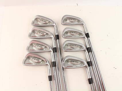 Ping Anser Forged 2010 Iron Set 3-PW Project X 6.0 Steel Stiff Right Handed 38 in