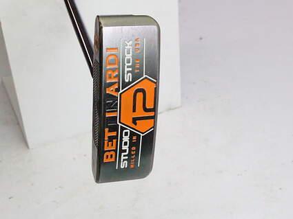 Bettinardi 2013 Studio Stock 12 Putter Stock Steel Shaft Steel Right Handed 34 in