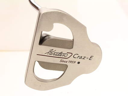Ping Karsten Series Craz-E Putter Stock Steel Shaft Steel Right Handed 35 in