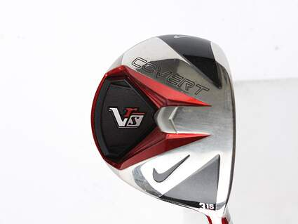 Nike VR S Covert 3 wood 15* Mitsubishi Kuro Kage Black 50 Graphite Ladies Flex Right Handed 41.75 in