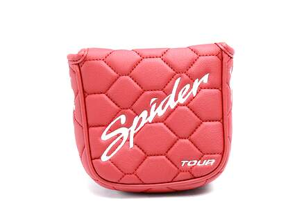 TaylorMade Original Spider Tour Red Mallet Style Putter Headcover