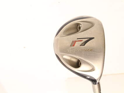Tour Issue TaylorMade R7 TP Fairway Wood 3 Wood 3W 15* TM Fujikura Vista Pro 80 TP Graphite Stiff Right Handed 42.75 in