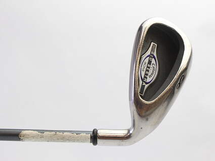 Callaway 2002 Big Bertha Single Iron 8 Iron Callaway RCH 65i Graphite Ladies Right Handed 35.25 in
