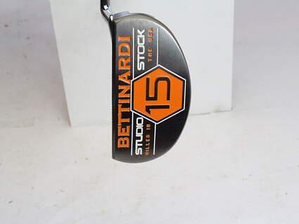 Bettinardi 2013 Studio Stock 15 Putter Stock Steel Shaft Steel Right Handed 34 in