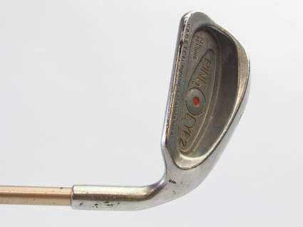 Ping Eye 2 Single Iron 9 Iron Stock Graphite Shaft Graphite Ladies Right Handed Red dot 35.5 in