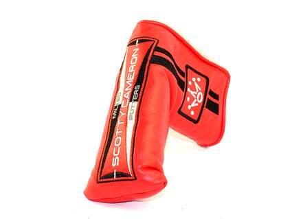 Titleist Scotty Cameron 2007 Circa 62 Red Putter Headcover