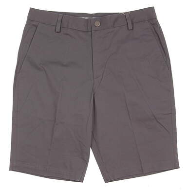 New 2017 Mens Puma Tailored Chino Golf Shorts Size 32 Quiet Shade MSRP $65