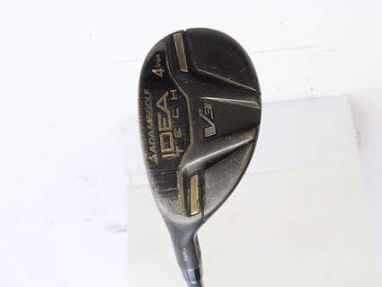 Adams Idea Tech V3 Hybrid 4 Hybrid Adams Mitsubishi Bassara 60 Graphite Regular Left Handed 40.5 in