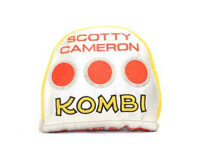 Titleist Scotty Cameron 2009 Left Handed Studio Select Kombi Putter Headcover