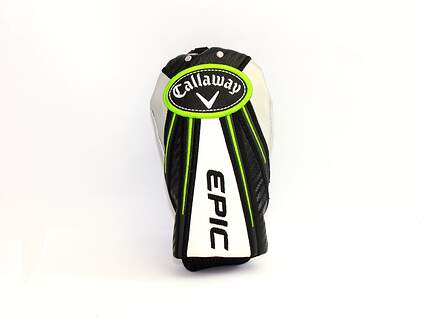 Callaway Great Big Bertha Epic Hybrid Headcover Black/Green/Silver