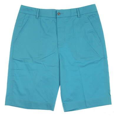 New Mens Puma Golf Shorts Size 32 Blue MSRP $70