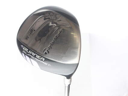 TaylorMade Burner Superfast Fairway Wood 5 Wood 5W 18* TM Matrix Ozik Xcon 4.8 Graphite Ladies Right Handed 41.5 in