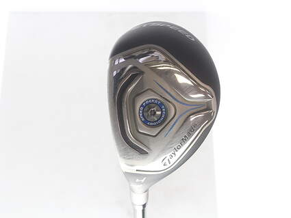 TaylorMade Jetspeed Hybrid 4 Hybrid 22* TM Matrix VeloxT 65 Graphite Regular Left Handed 40.75 in