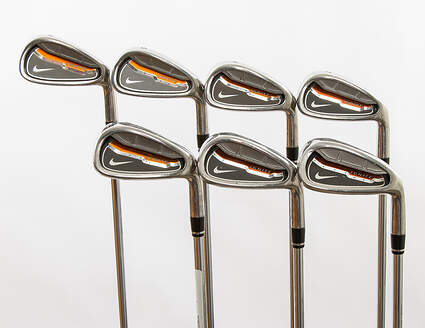 Nike Ignite Iron Set 4-PW Stock Steel Shaft Steel Uniflex Right Handed 37.75 in