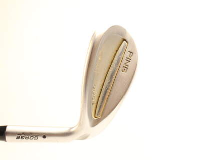 Ping Glide Wedge Lob LW 58* Ping CFS Steel Wedge Flex Right Handed Black Dot 35 in