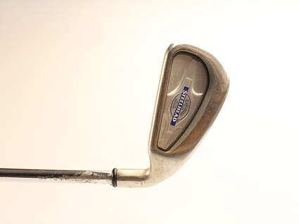Callaway X-14 Single Iron 3 Iron Stock Steel Shaft Steel Uniflex Right Handed 39 in