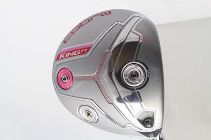 Cobra King F7 Ladies Driver 11* Fujikura Pro 50 Graphite Ladies Right Handed 44 in