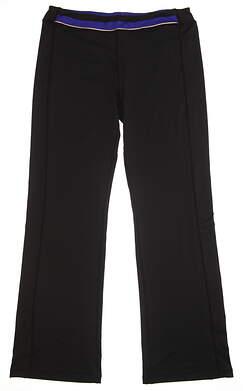 New Womens EP Pro Sport Estancia Yoga Pants Size X-Large XL Black Multi MSRP $84