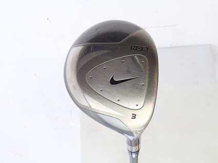 Nike NDS Fairway Wood 3 Wood HL Stock Graphite Shaft Graphite Ladies Right Handed 42 in