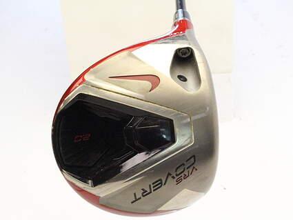 Nike VRS Covert 2.0 Driver 10.5* Mitsubishi Kuro Kage Red 50 Graphite Stiff Left Handed 45.25 in