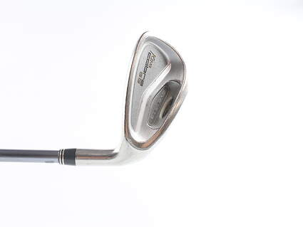 Cobra SS Oversize Single Iron 9 Iron Stock Graphite Shaft Graphite Ladies Right Handed 35 in