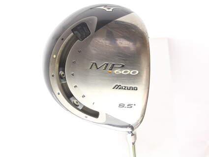Mizuno MP-600 Driver 9.5* Aldila NV 65 Graphite Stiff Right Handed 45 in