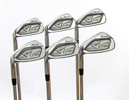 Mizuno JPX 850 Forged Iron Set 5-PW Nippon NS Pro 950GH Steel Regular Left Handed 38 in