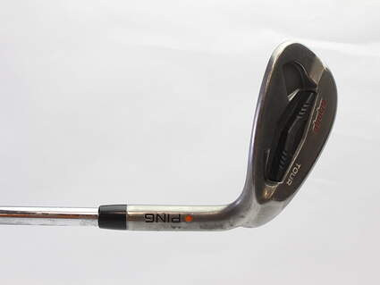 Ping Tour Gorge Wedge Gap GW 52* Standard Sole Ping CFS Steel Wedge Flex Right Handed Orange Dot 35.5 in