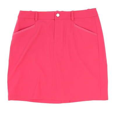 New Womens Ralph Lauren Golf Skort Size 4 Pink MSRP $125