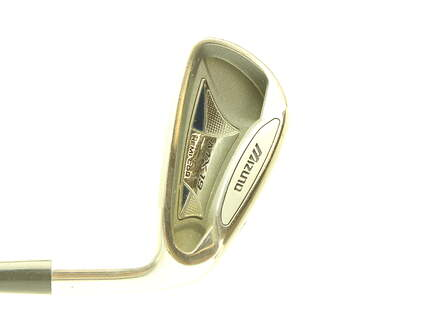 Mizuno MX 19 Single Iron 7 Iron True Temper Dynalite 300 Steel Regular Right Handed 37 in