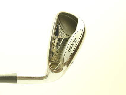 Mizuno MX 19 Single Iron 4 Iron True Temper Dynalite Gold 300 Steel Regular Right Handed 38.5 in