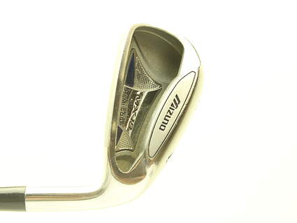 Mizuno MX 19 Single Iron 6 Iron True Temper Dynalite Gold 300 Steel Regular Right Handed 37 in