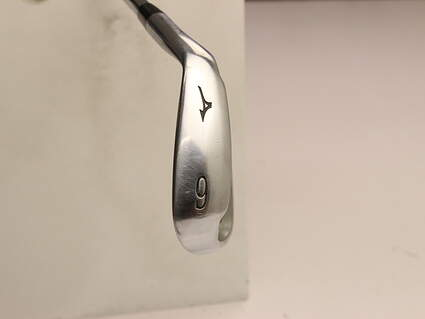 Mizuno MX 19 Single Iron 9 Iron Dynalite Gold SL R300 Steel Regular Right Handed 36 in
