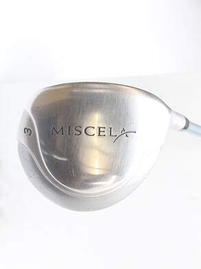 TaylorMade Miscela Fairway Wood 3 Wood 3W TM miscela Graphite Ladies Right Handed 41.5 in