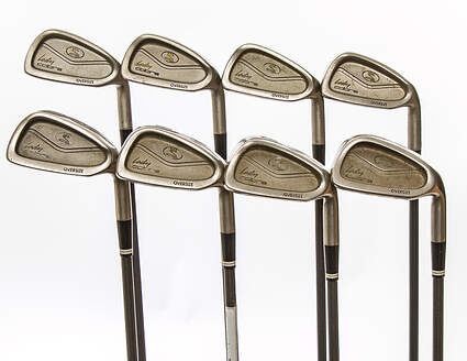 Cobra Lady Cobra Iron Set 3-PW Stock Graphite Shaft Graphite Ladies Right Handed 37.25 in
