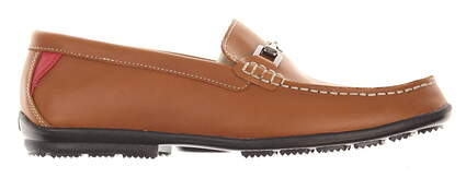 New Mens Golf Shoe Footjoy Country Club Casuals Medium 9 Brown MSRP $160