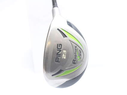 Ping Rapture V2 Hybrid 4 Hybrid 23* Ping TFC 939H Graphite Ladies Right Handed 38.75 in