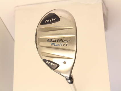 Cobra Baffler Rail H Hybrid 5 Hybrid 28* Cobra Motore Baffler Rail-H Graphite Ladies Right Handed 38.5 in