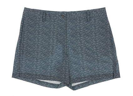 New Womens Puma Scratch Golf Shorts Size 12 Bering Sea MSRP $65