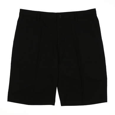 New Mens Adidas Golf Shorts Size 34 Black MSRP $55